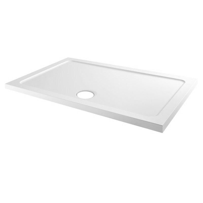 Slim Line 1200 x 760 Rectangular Shower Tray