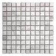 Silver Beige Tumbled Wall/Floor Mosaic