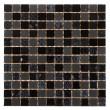 Nassau Black Wall Mosaic