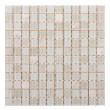 Nassau White Wall Mosaic