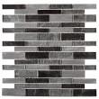 Java Black Wall Mosaic