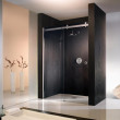 Deluxe 8mm 1200 Recessed Frameless Sliding Shower Door