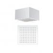 Quartino Square 200mm Ceiling Shower Head