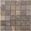 Fantastic Brown Wall/Floor Mosaic