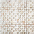 Glass Pearl Wall Mosaic