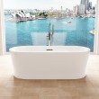 Brentwood 1690 x 750mm Freestanding Bath Tub