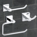 Pearl 3 Piece Bathroom Accessory Pack