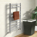 Chrome 800 x 500 Towel Rail