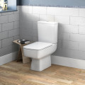 Madison Short Projection Toilet and Seat