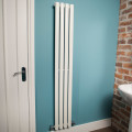 Nevada Beta Heat 1600 x 240mm Single Panel White Radiator