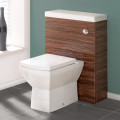 TD60 Walnut WC Unit with Tabor™ Pan