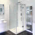800 x 800 Hinged Shower Enclosure