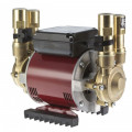 Grundfos Amazon STP-1.5B Positive Twin Impeller Brass Regenerative Shower Pump