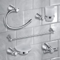 Capri 5 Piece Bathroom Accessory Pack