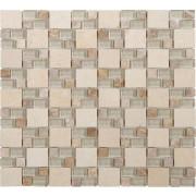 Matrix Light Beige Wall Mosaic