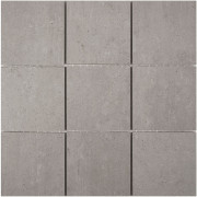Cementi Grey Porcelain Wall/Floor Mosaic
