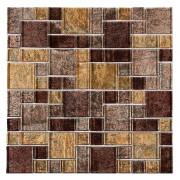 Sultan Gold Wall Mosaic