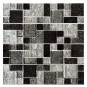 Sultan Silver Wall Mosaic