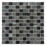 Silk Silver Wall Mosaic