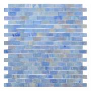 Nevis Blue Wall Mosaic