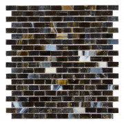 Nevis Black Wall Mosaic