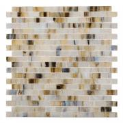 Nevis White Wall Mosaic