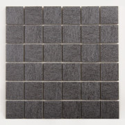 Quattro Black Wall/Floor Mosaic