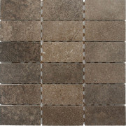 Onix Marron Wall/Floor Mosaic