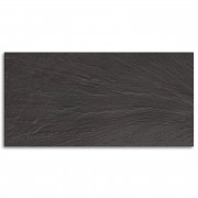 Ardosia Preto Slate  Effect Glazed Porcelain Wall/Floor Tile