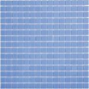 Cornflower Blue Mosaic