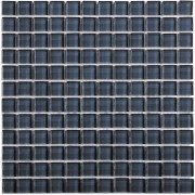 Grey Glass Wall Mosaic