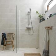 Ripple 3D Décor Beige Wall Tile