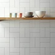 Cosmopolitan White Wall Tile