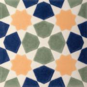 V&A Omar Multicolour Décor Wall Tile