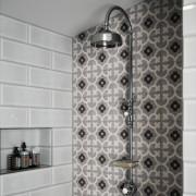 V&A Godwin Grey Matt Wall & Floor
