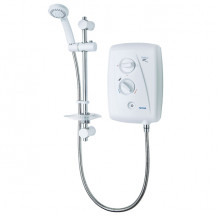 Triton T80Z Fast-Fit White 7.5kW Electric Shower