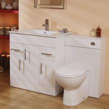 Aspen™ 75cm Vanity Unit & WC