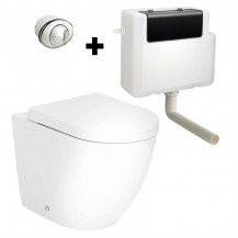 Venus Back To Wall Toilet with Concealed Cistern