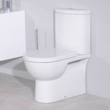 Rovigo Toilet and Seat