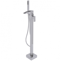 Tabor™ Waterfall Freestanding Bath Shower Mixer