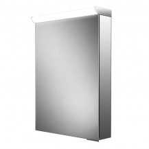 Frost Illuminated LED Mirrored Cabinet 600(H) 400(W) 150(D)