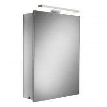 Galaxy Illuminated LED Mirrored Cabinet 700-750(H) 500(W) 155(D)
