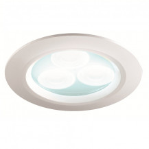 Cool White LED Recessed Ceiling Light