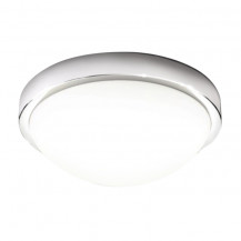 Momentum Dome LED Flush Ceiling Light