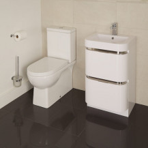 Modena™ Murcia 50 Floor Mounted Vanity Drawer Unit Suite