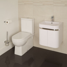 Modena™ Murcia 50 Wall Mounted 2 Door Vanity Unit Suite