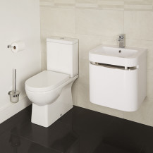 Salou Murcia 50 Wall Mounted Vanity Drawer Unit Suite
