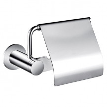 Riverno Premium Toilet Paper Holder With Lid