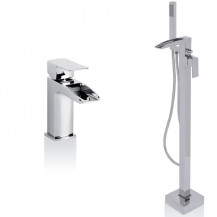 Tabor™ Bath Shower Mixer Pack