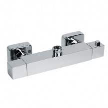 Larkin II Square Thermostatic Bar Shower Valve